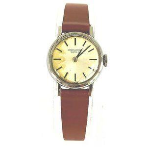 IWC Model R2802 20mm International Watch